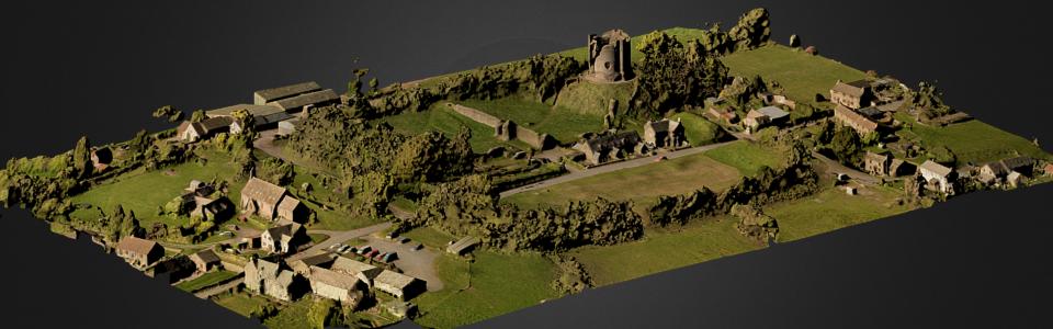 04 Castle survey SE
